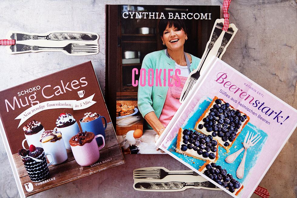 Happy Birthday To Me! Backbücher Für Euch!