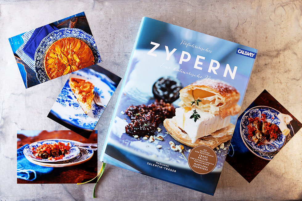"""Verführerisches """"Zypern"""", Eine Kulinarische Reise : Rezension"""