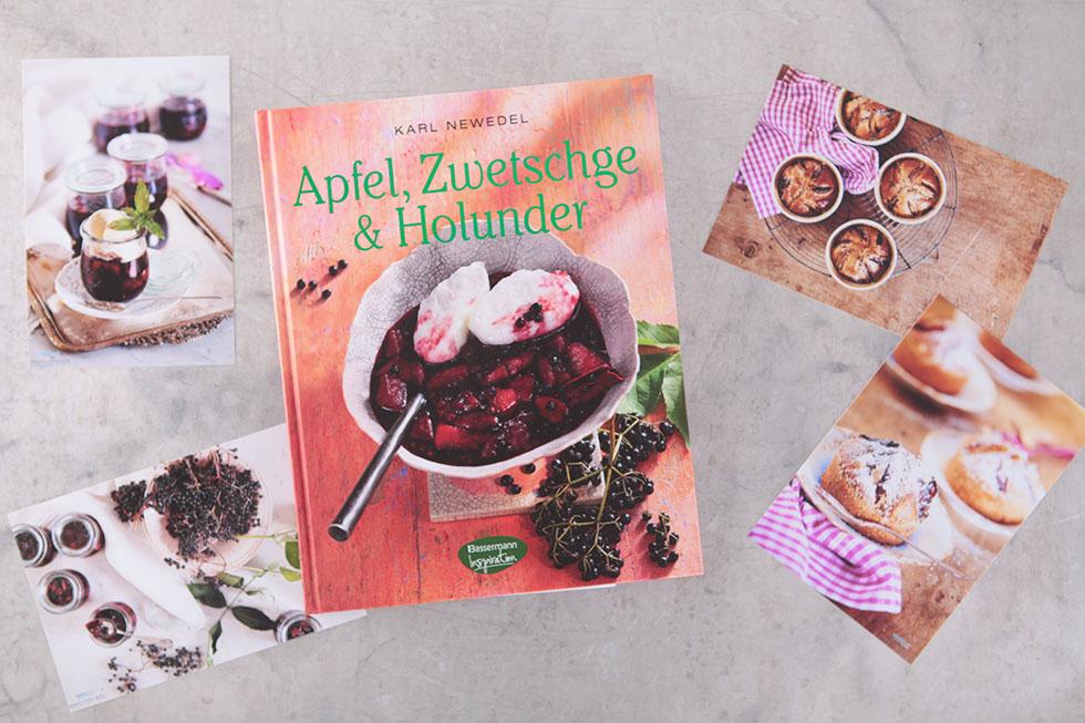 "Karl Newedel ""Apfel, Zwetschge & Holunder"" Rezension"