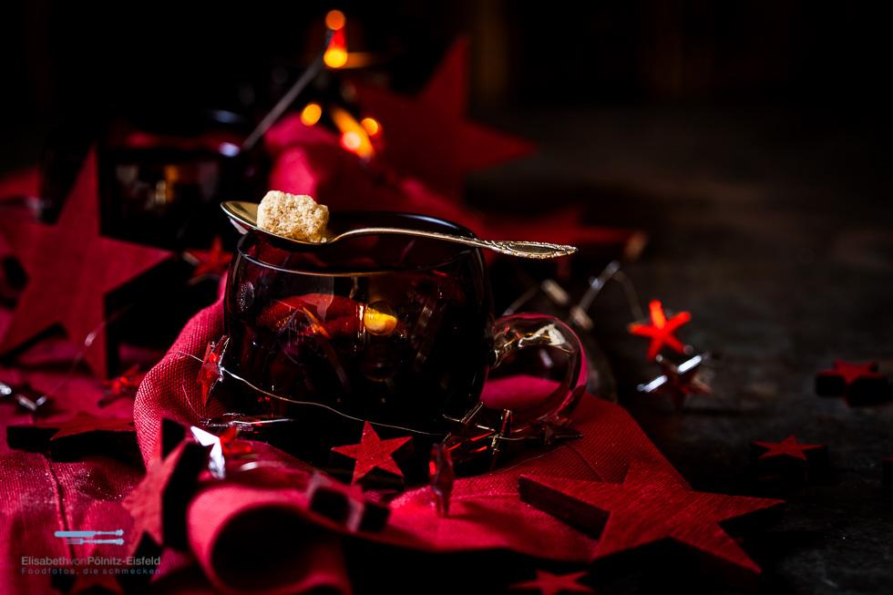 Glühwein Zum 1. Advent