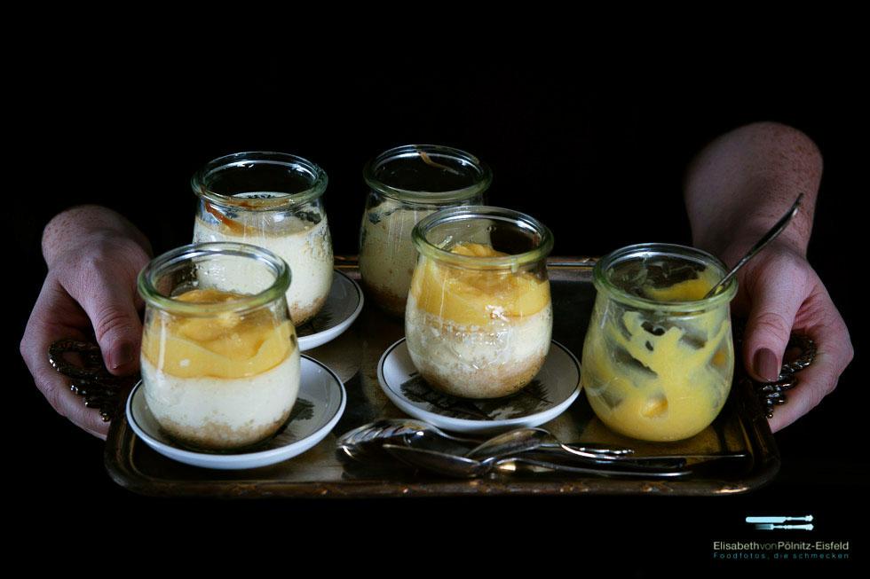 Cheesecake Im Glas Oder Rest-Plätzchenverwertung 2.0