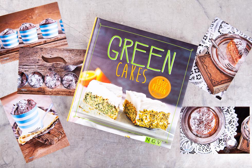 Green Cakes: Süße Kuchen Mit Gemüse – Rezension