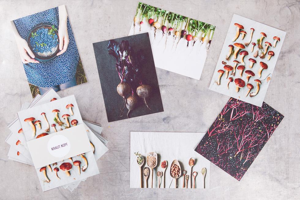 Happy Birthday To Me! Krautkopf-Postkarten Für Euch! Verlosung!