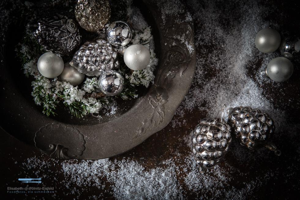 Silberkugeln Antik