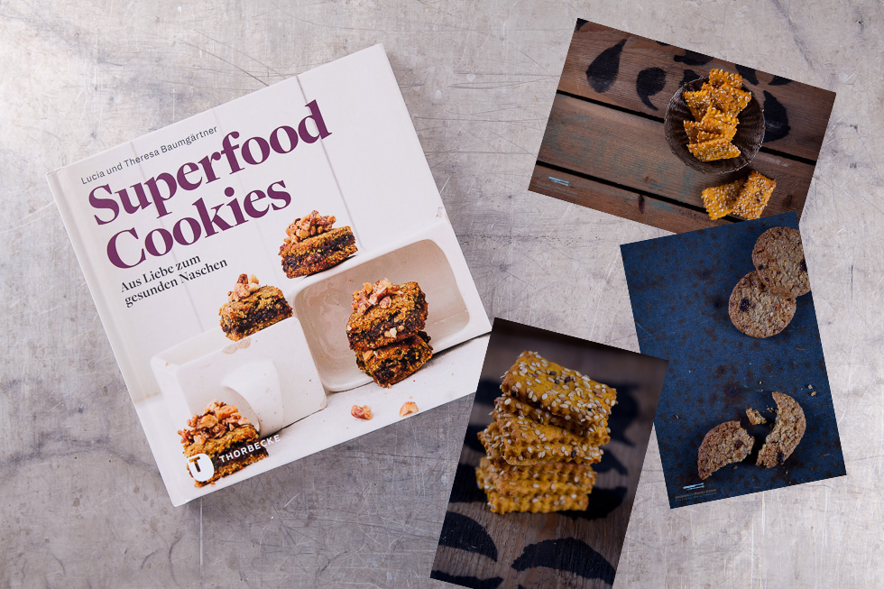 Lucia Und Theresa Baumgärtner, Superfood Cookies-Rezension