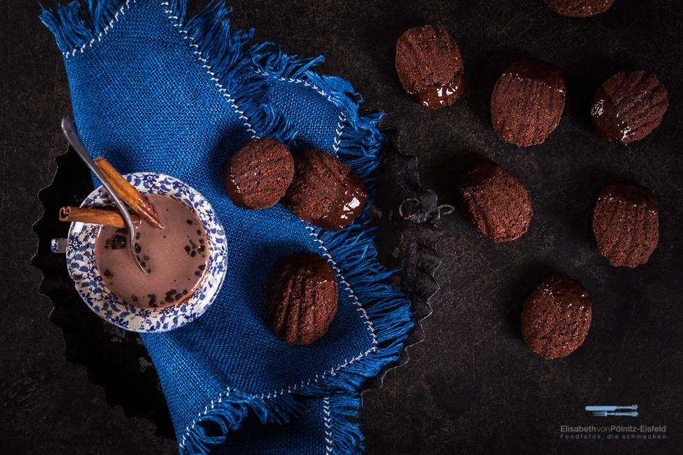 Schokoladige Bärentatzen