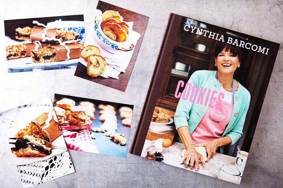 """Cynthia Barcomis """"Cookies"""" Rezension"""