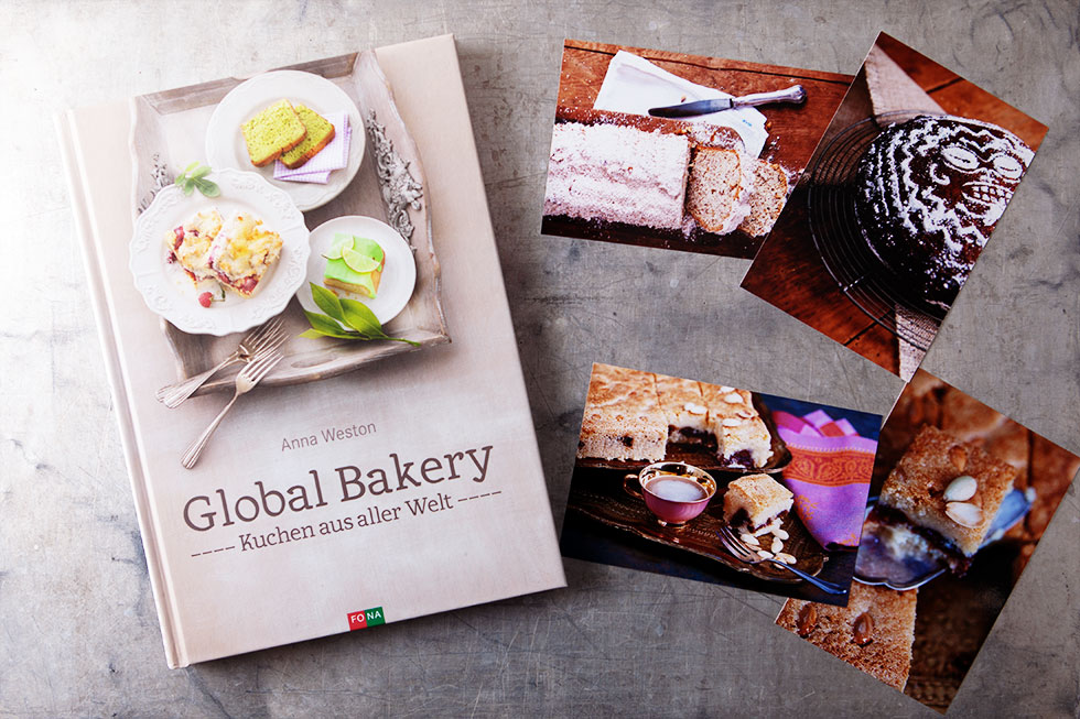 "Anna Weston ""Global Bakery"" Rezension"