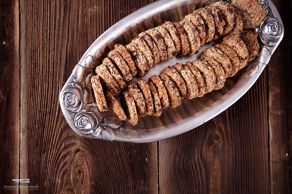 Müsli-Cookies Oder Halbgesunde Schulkekse