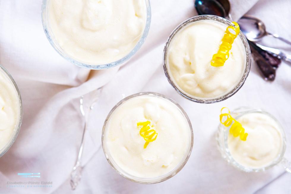 Zitronencreme à La Omi Fiede Und Ein Blick Hinter Die Kulissen