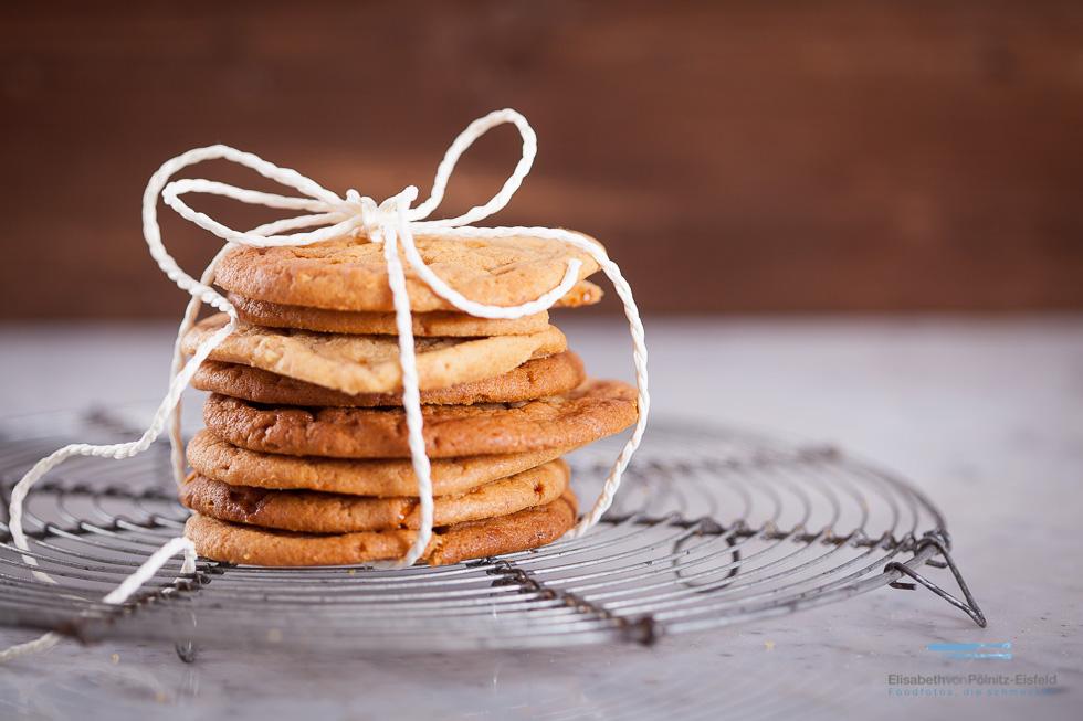 Göttliche Erdnuss-Cookies