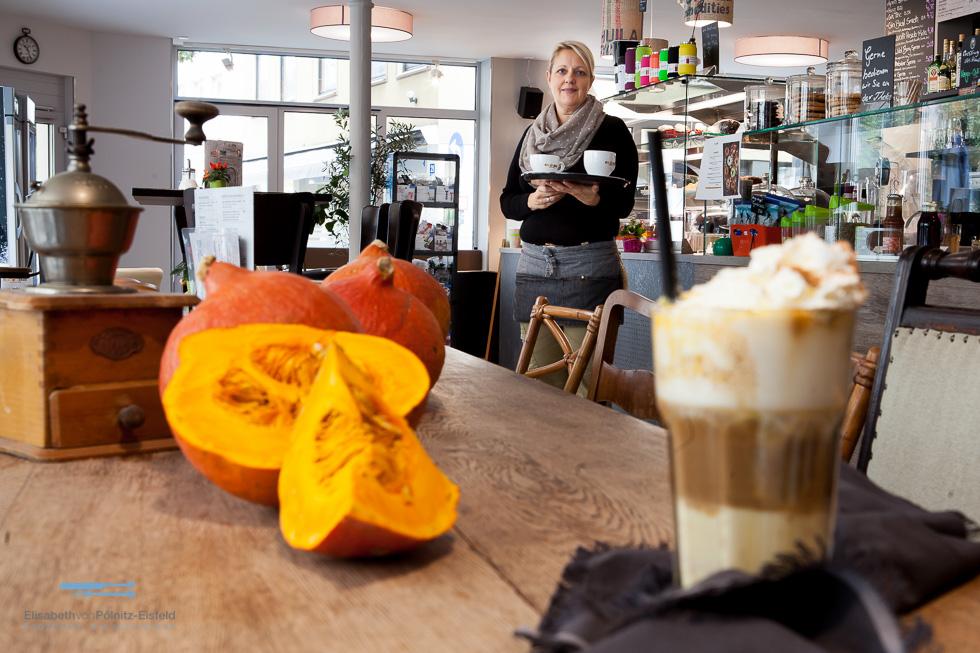 Pumpkin Spiced Latte In Der BrühBar Bayreuth