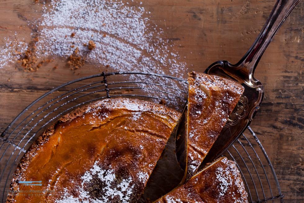 Kürbis-Cheesecake Aus Der Kürbis-Rezension