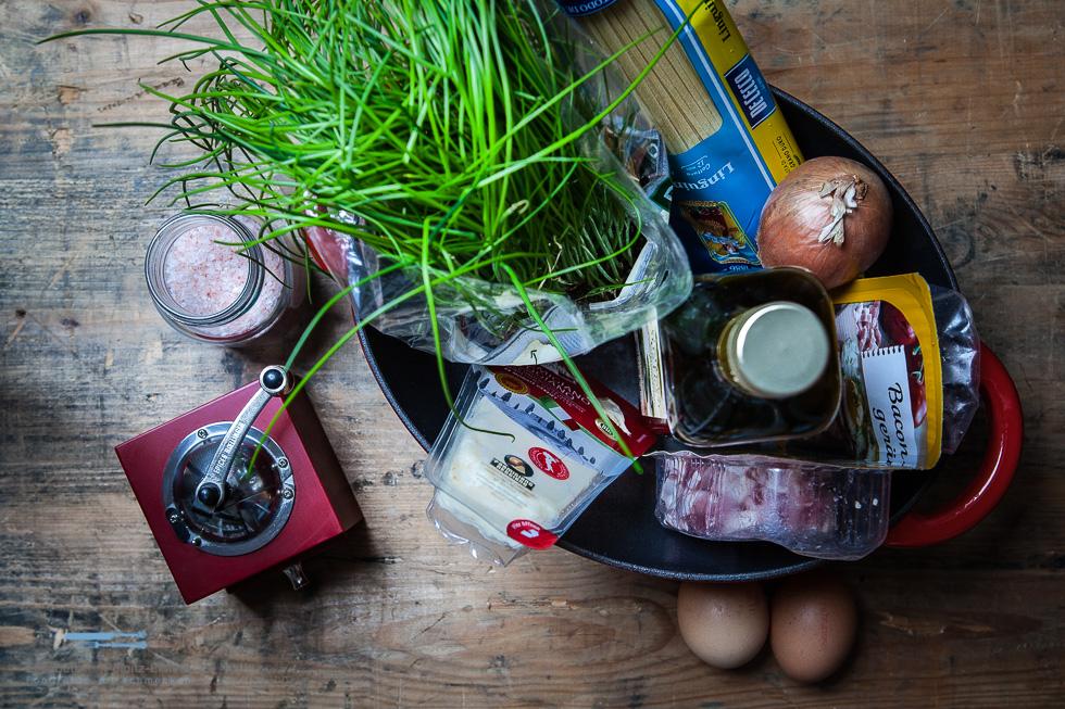 One Pot Carbonara Aus Der One-Pot Pasta Rezension