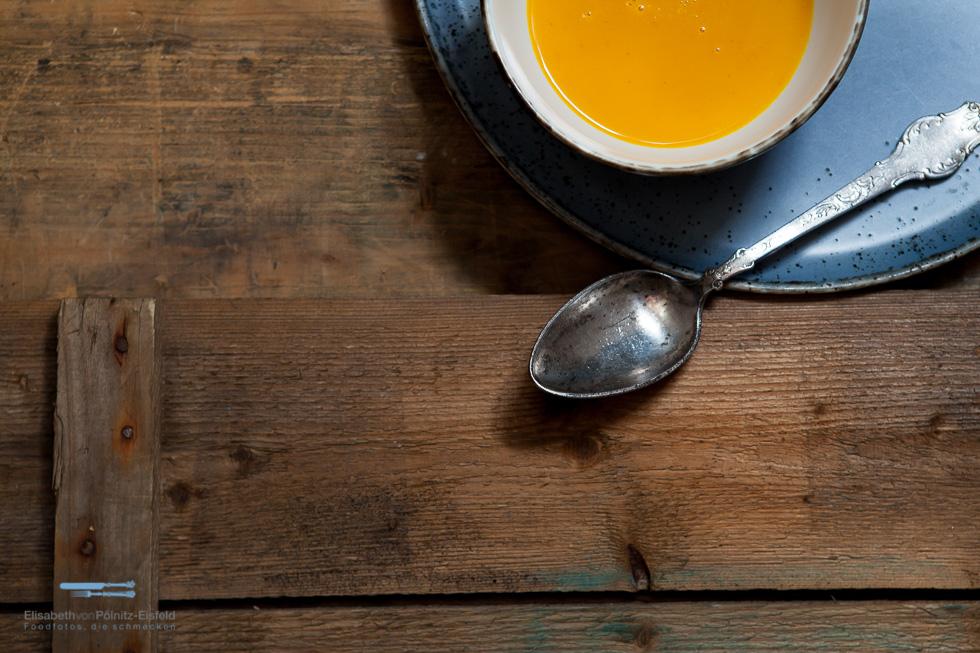 Göttliche Kürbissuppe