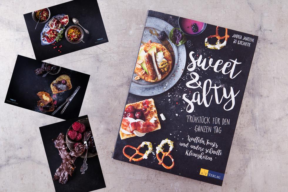 """Andrea Martens, Jo Kirchherr """"sweet & Salty"""" Rezension"""