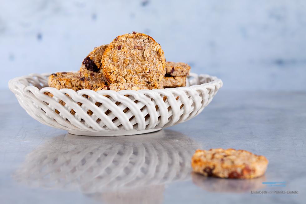Eine überaus Leckere Variante Um Aus Alten Bananen Feine Müsli-Cookies Herzustellen!