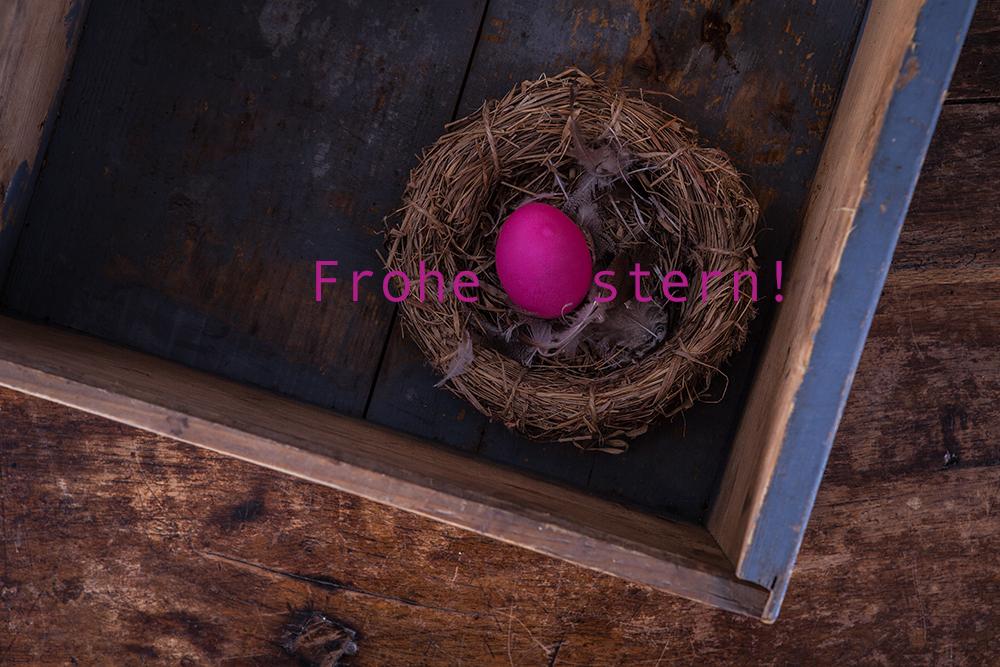 Von Herzen Schöne Ostertage!