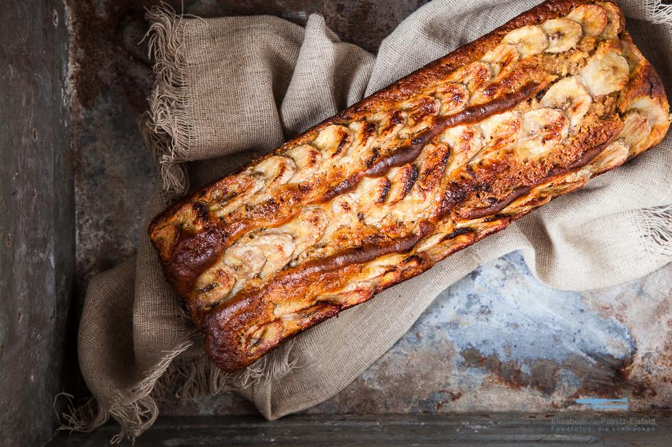 Bananen-Kürbis-Brot Mit Schokochips