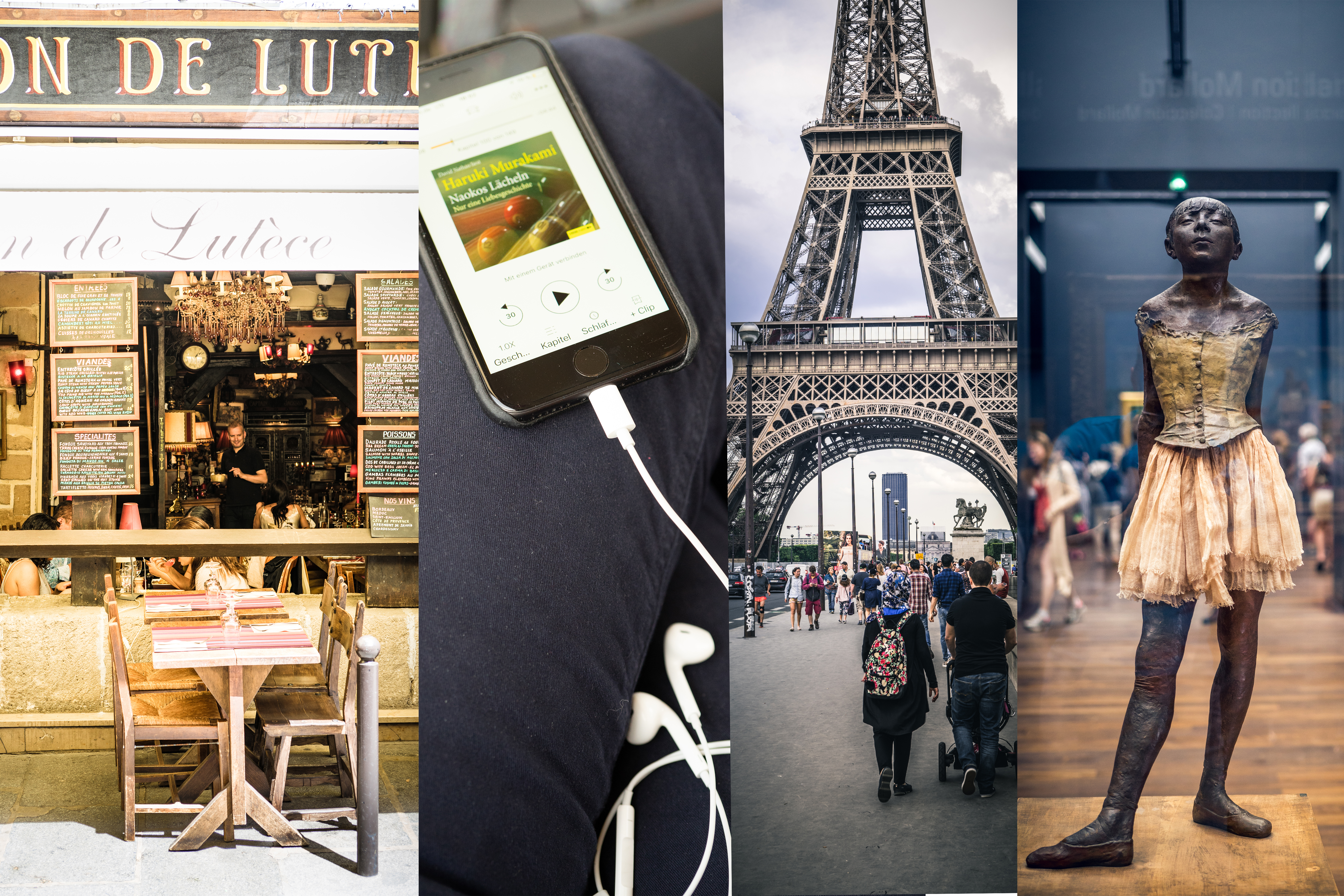 Mit Audible Auf Dem Weg Nach Paris