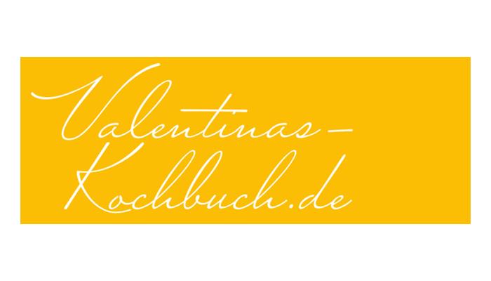 Logo Valentinas Kochbuch