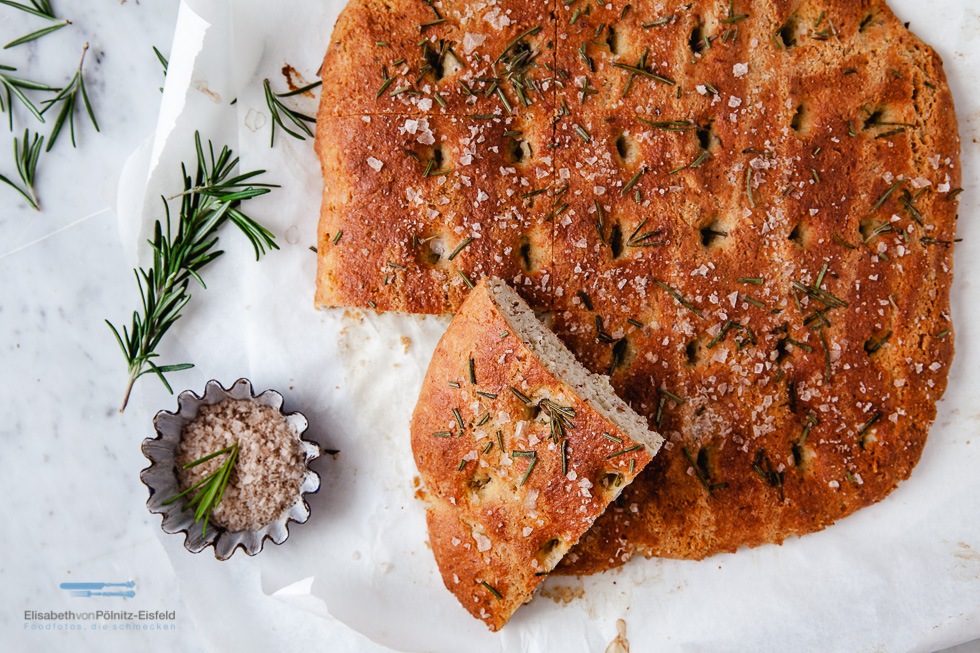 Low-Carb-Foccacia