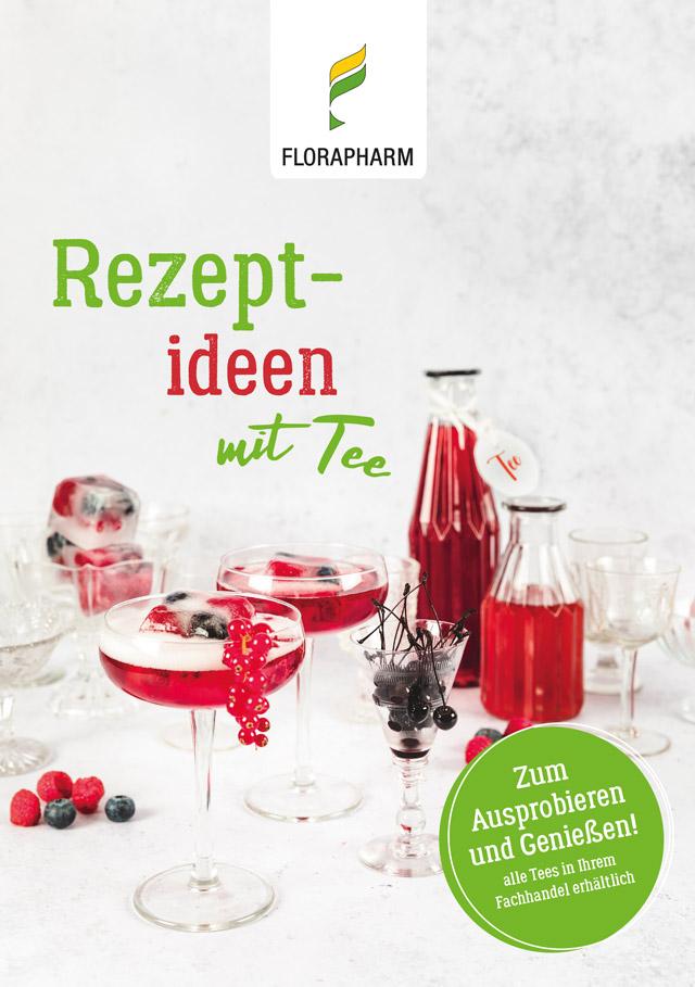 Rezept-Ideen mit Tee – Florapharm, Fotos von Elisabeth von Poelnitz-Eisfeld