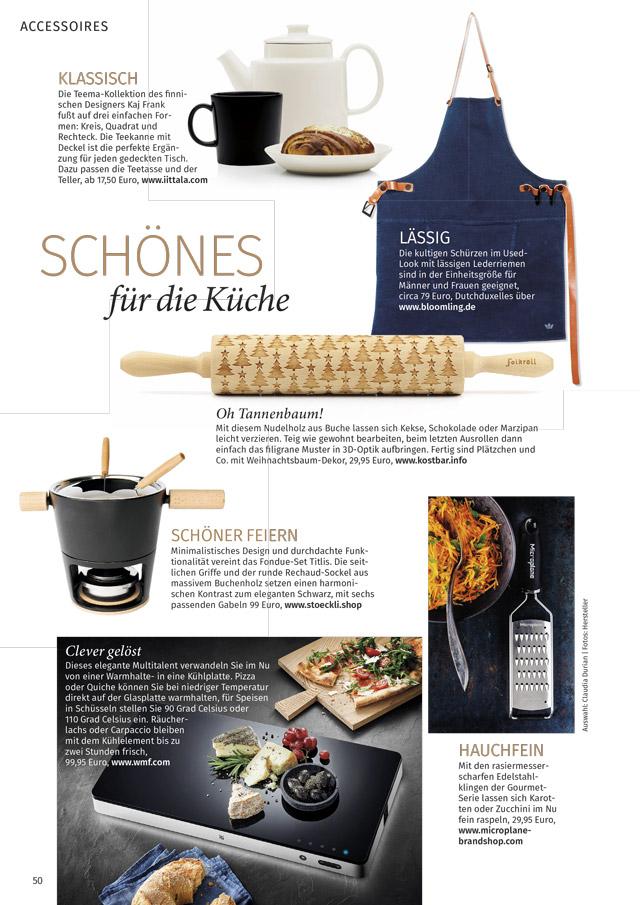 Küchen Accessoires – Fotos von Elisabeth von Poelnitz