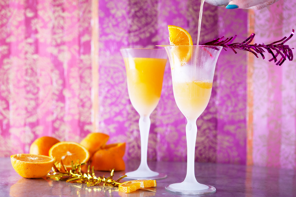 """Sommerdrink """"Apricot Sour"""""""