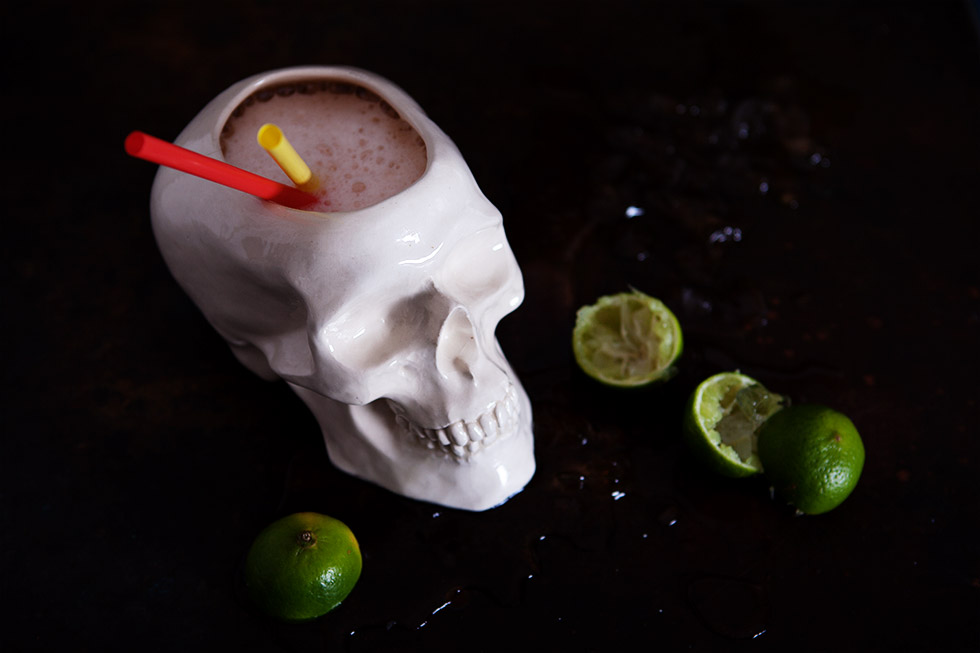 Zombie, Sommerdrink