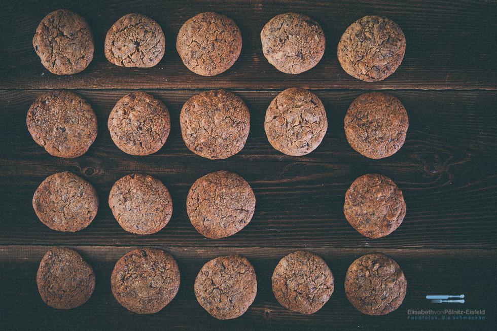 Walnuss-Schokoladen-Cookies